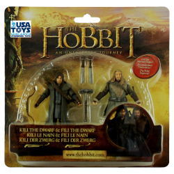 The Hobbit Kili The Dwarf &...
